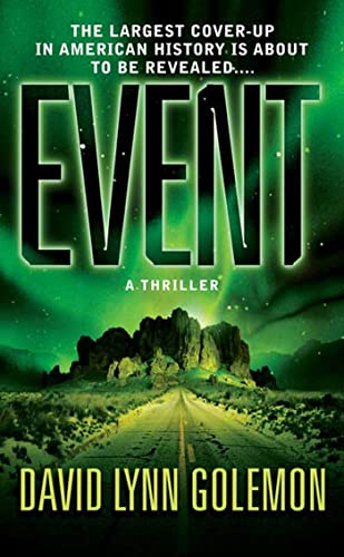 9780312370282: Event: A Novel (Event Group Thrillers)
