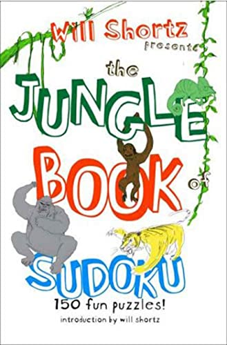 Will Shortz Presents the Jungle Book of: Will Shortz