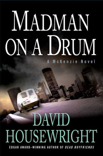 Madman on a Drum {FIRST EDITION}