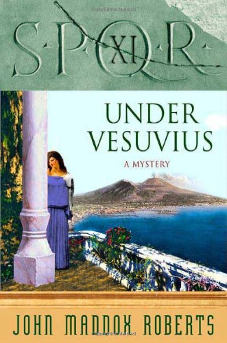 SPQR XI: Under Vesuvius : **Signed**