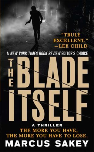 9780312371043: The Blade Itself: A Novel