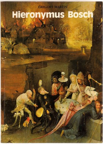 9780312372149: Hieronymus Bosch