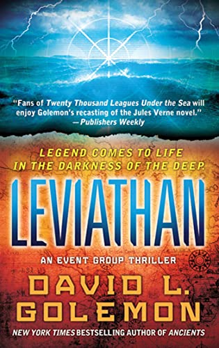 9780312372248: Leviathan: An Event Group Thriller (Event Group Thrillers)