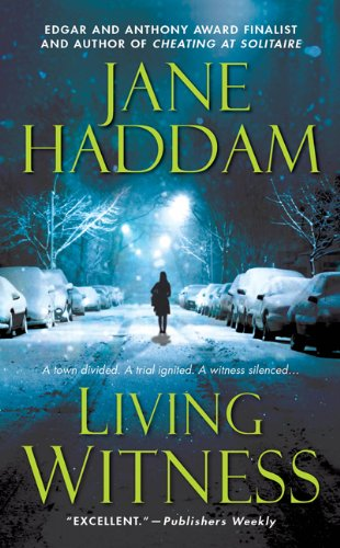 Living Witness: A Gregor Demarkian Novel (0312372264) by Jane Haddam