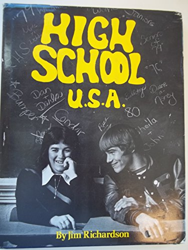 9780312372354: High School: U.S.A. (A Black starbook)