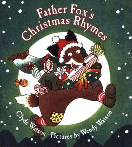 9780312372743: Father Fox's Christmas Rhymes