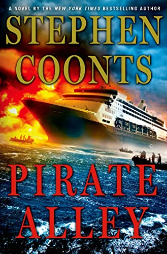 Pirate Alley: A Novel (Jake Grafton Novels): Coonts, Stephen