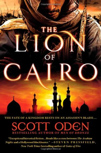9780312372934: The Lion of Cairo