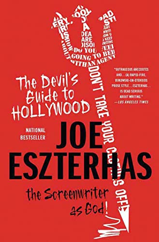 9780312373849: The Devil's Guide to Hollywood: The Screenwriter as God!