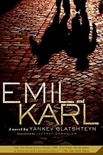 9780312373870: Emil and Karl: A Novel