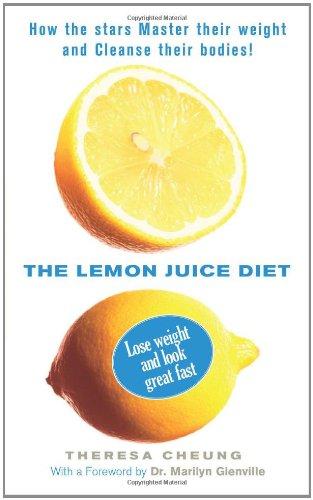 9780312374051: The Lemon Juice Diet