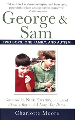 9780312374242: George & Sam: Two Boys, One Family, and Autism