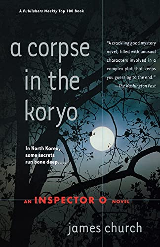 9780312374310: A Corpse in the Koryo (Inspector O Novel)