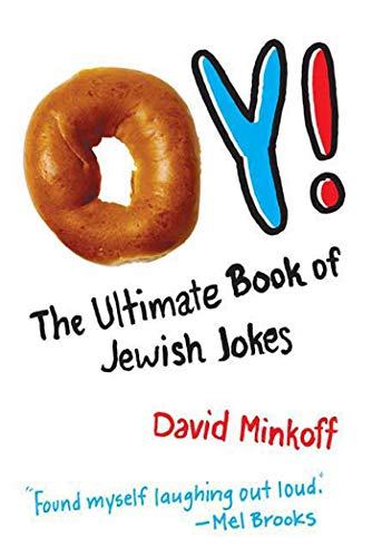 9780312374341: Oy!: The Ultimate Book of Jewish Jokes
