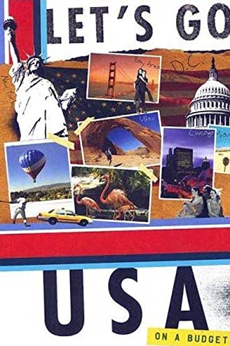 9780312374457: Let's Go USA 24th Edition