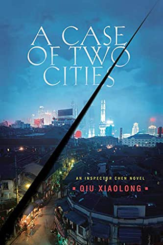 9780312374662: A Case of Two Cities (Inspector Chen Novels)