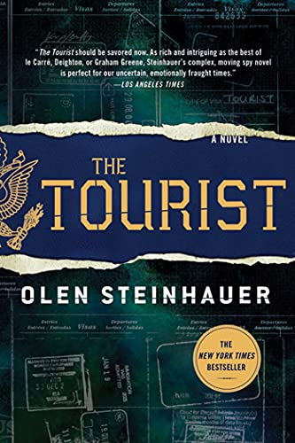 9780312374877: The Tourist (Milo Weaver, Book 1)
