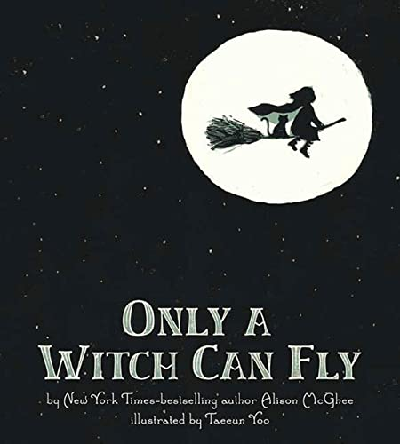 9780312375034: Only a Witch Can Fly