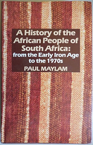 A History of the African People of: Maylam, Paul
