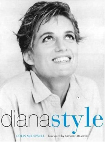 9780312375379: Diana Style: Foreword by Manolo Blahnik