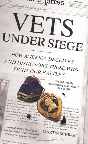 Vets Under Siege: How America Deceives and Dishonors Those Who Fight Our Battles