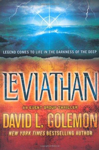 9780312376635: Leviathan (An Event Group Thriller)