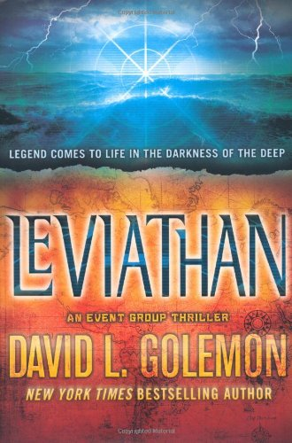 9780312376635: Leviathan (Event Group Adventure, Bk 4)