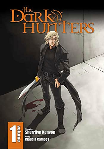 9780312376871: The Dark-Hunters, Volume 1 (Dark Hunters Manga)