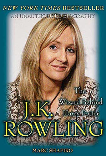 9780312376970: J. K. Rowling: The Wizard Behind Harry Potter