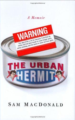 9780312376994: The Urban Hermit: A Memoir