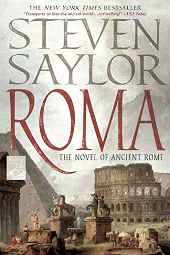 9780312377625: Roma: A Novel of Ancient Rome (Novels of Ancient Rome)