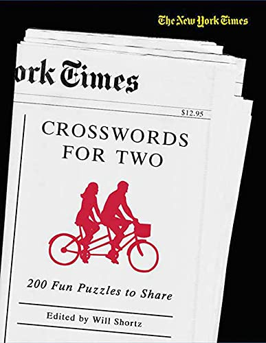 9780312378301: The New York Times Crosswords for Two: 200 Fun Puzzles to Share (New York Times Crossword Book)