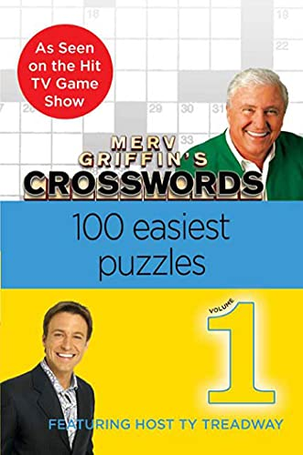 9780312378837: Merv Griffin's Crosswords Volume 1: 100 Easiest Puzzles
