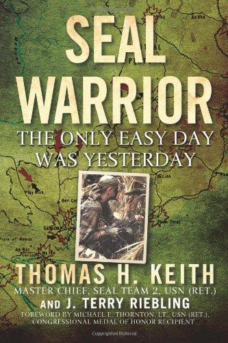9780312379049: SEAL Warrior: Death in the Dark: Vietnam 1968--1972