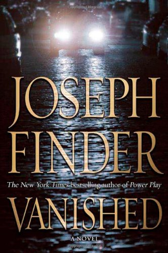 Vanished (Nick Heller ): Finder, Joseph