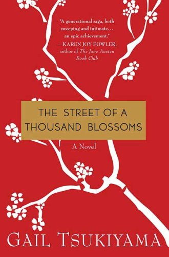 9780312379674: The Street of a Thousand Blossoms