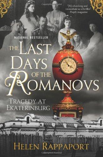 9780312379766: The Last Days of the Romanovs: Tragedy at Ekaterinburg