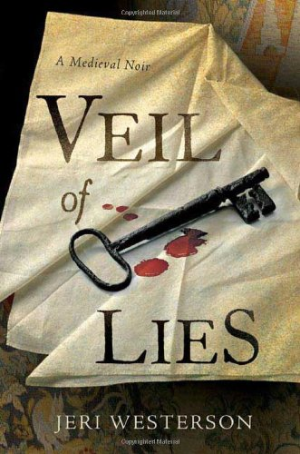 Veil of Lies: A Medieval Noir (The Crispin Guest Novels)
