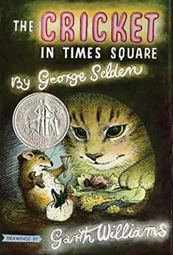 9780312380038: The Cricket in Times Square (Chester Cricket and His Friends)