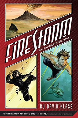 9780312380182: Firestorm (The Caretaker Trilogy)