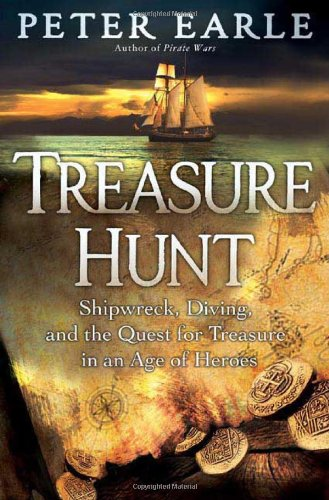 9780312380397: Treasure Hunt: Shipwreck, Diving, and the Quest for Treasure in an Age of Heroes