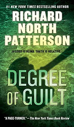 9780312381615: Degree of Guilt