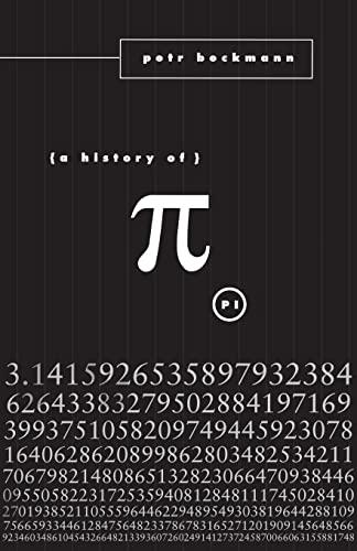 9780312381851: A History of Pi