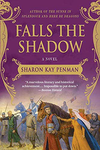 9780312382469: Falls the Shadow: A Novel (Welsh Princes Trilogy)