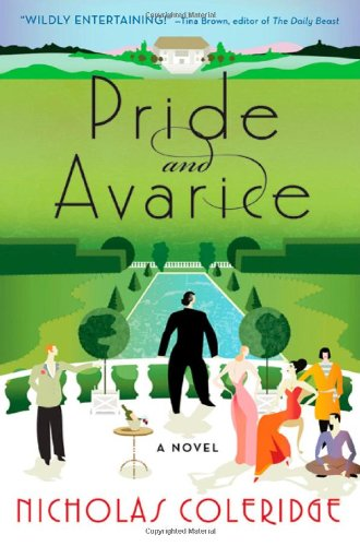 9780312382629: Pride and Avarice: A Novel