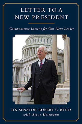 9780312383022: Letter to a New President: Commonsense Lessons for Our Next Leader
