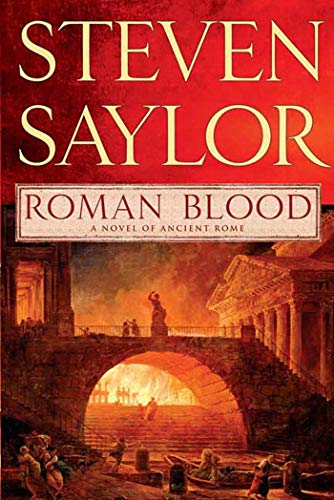 9780312383244: Roman Blood: A Novel of Ancient Rome (Novels of Ancient Rome)