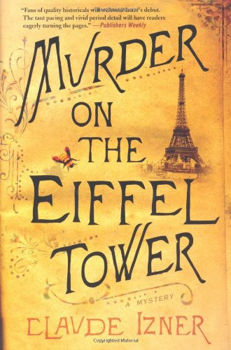 9780312383749: Murder on the Eiffel Tower: A Victor Legris Mystery (Victor Legris Mysteries)