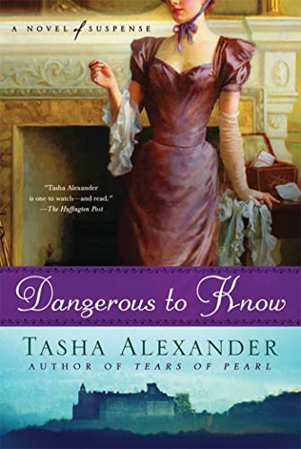 9780312383817: Dangerous to Know: A Novel of Suspense (Lady Emily Mysteries)