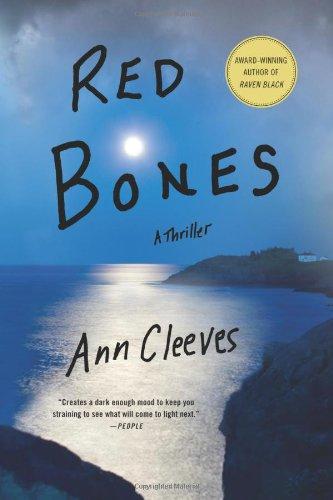 9780312384340: Red Bones (Shetland Island Thrillers)